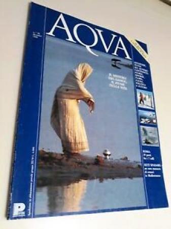 Aqua copertina