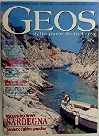 Geos copertina