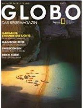 Copertina Globo