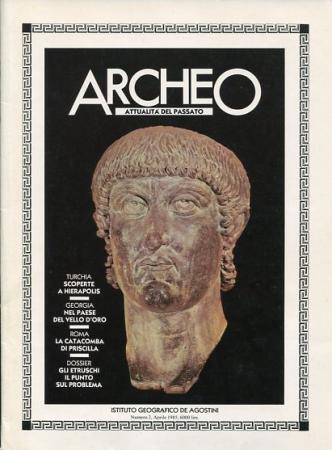 Scoperte archeologiche a Hierapolis di Frigia
