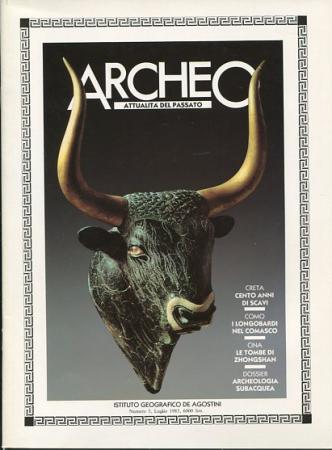 1884-1984: cento anni di archeologia italiana a Creta