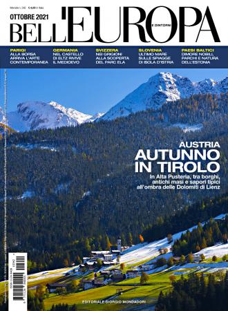 Piaceri d'autunno in Tirolo